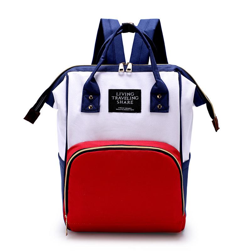 Водонепроницаемый дорожный рюкзак для мамы с защитой от кражи, модная детская сумка для пеленания, рюкзак для мамы, сумка для подгузников