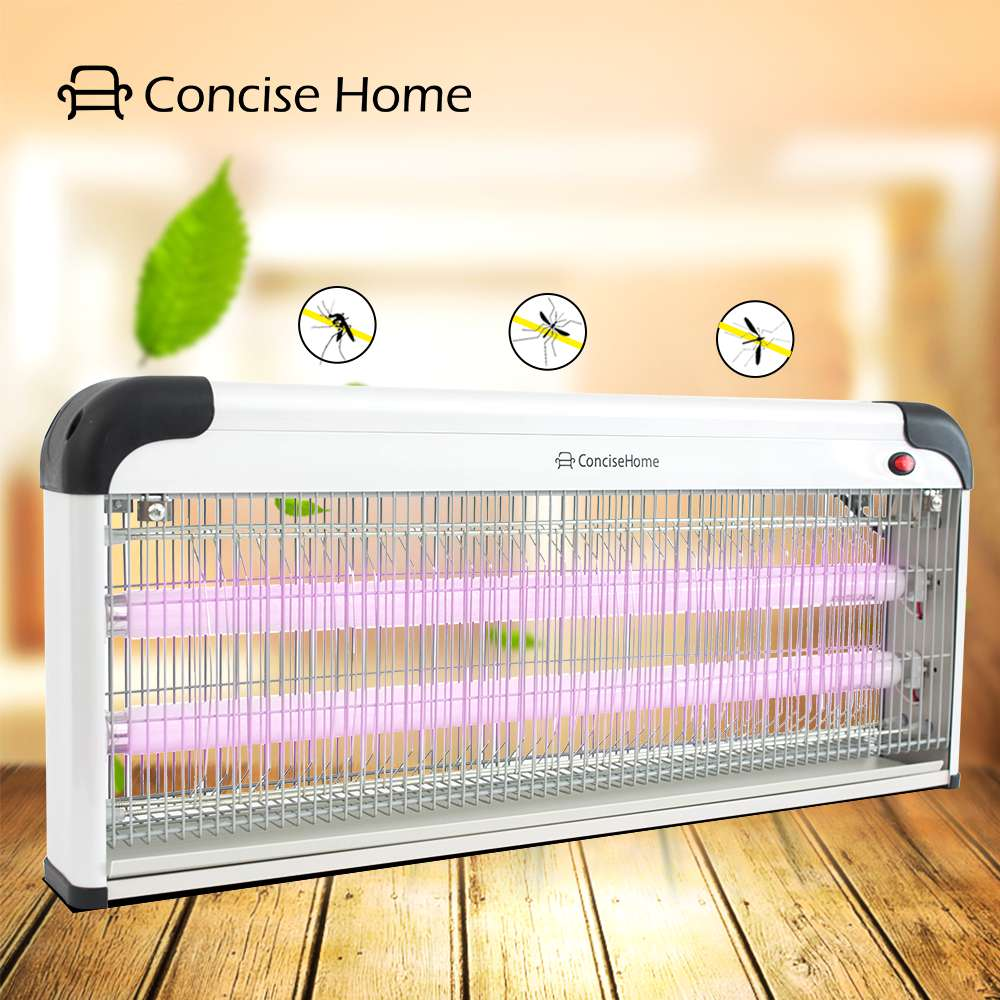 40W Large Room Coverage Home or Commercial Use Standing or Wall Hanging Electric Insect Fly Killer Bug Zapper Mosquito Killer