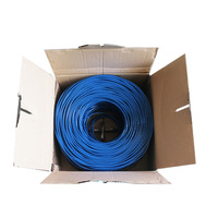 CAT6 STP 305 METERS CABLE ROLL CAT6 ETHERNET LAN CABLE