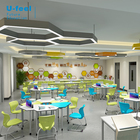 Education Furniture Accepted Oem U-Feel Future Education Smart Classroom Furniture School Suplies