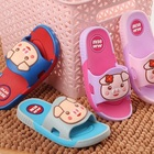 Slippers Indoor PVC Unisex Cute Pig Beach Children Fancy Cartoon Slippers Indoor