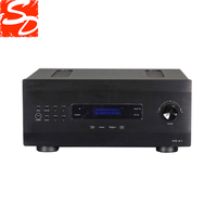 Home Theater HD 3D Preamp AV Decoder DJ Audio Decoder Amplifier