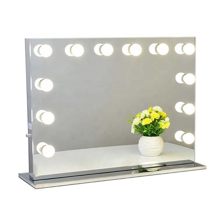 할리우드 미러 frameless Led 메이크업 거울 맞춤 거울