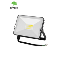 Factory China price mini led spot light Ultra slim led flood lights 100w garden IP65 outdoor light