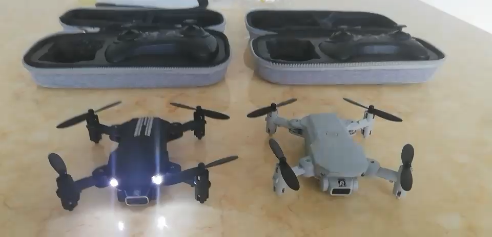 Direkt auftrag 2020 LSRC Mini Drone 4K 1080P HD Kamera rc quadcopter Faltbare RC Drohnen WiFi FPV RC hubschrauber Eders Spielzeug geschenke