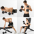 Hot sale high quality gym exercise equipment weight lifting rubber dumbbell set