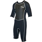Hot sale Keeping Warm men shorty wetsuit manufacturers, Professional outdoor shorty wetsuit manufacturers Back zipper surfing