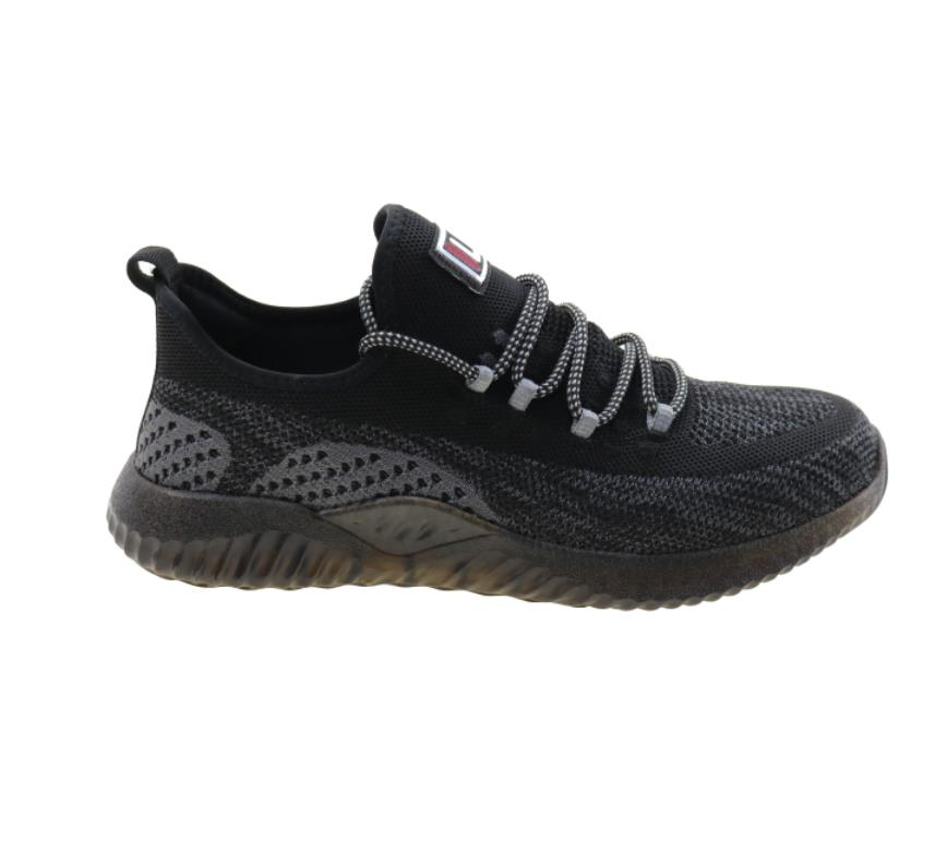 In Stock brand smash proof Breathable  Sports Men women Steel Toe  Industrial Safety Shoes