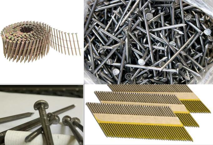 Steel Wire Nail Making Machine