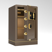 Popular Luxurious Excellent office hotel home Security Digital Electronic Safe Box