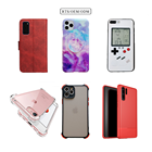 10+ Years Factory Free Sample Refund Shipping PU Leather Shockproof Marble Phone Cover, Show All Price Material Style Phone Case