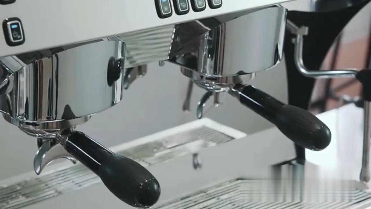 Mesin Kopi Espresso Cappuccino Italia 2 Kelompok Profesional