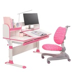Kids Furniture Hot Sale Ergonomic MDF Study Table Chair Kids Furniture Set For Children