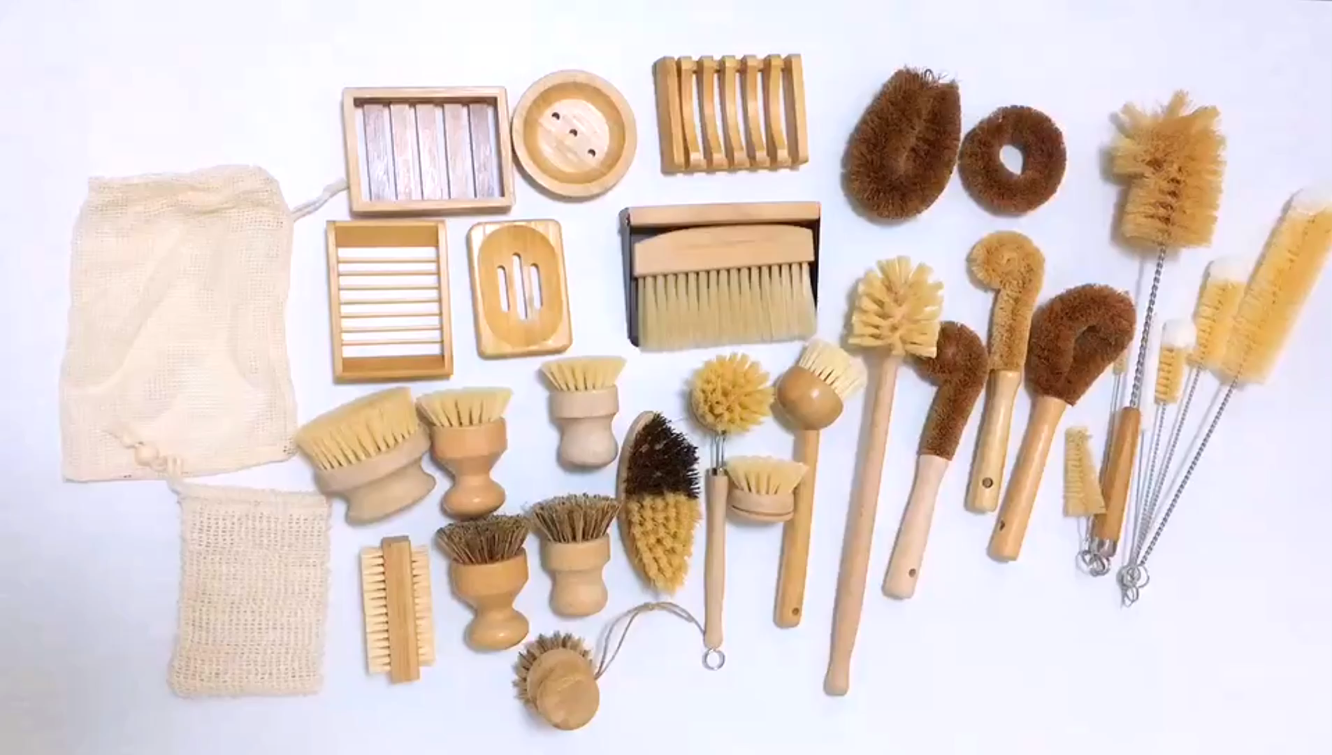 refill brush head kitchen cleaner natural tampico fibre beech wood dish brush palm bowl brushes