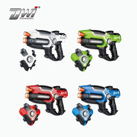 DWI Dowellin The Most Popular Multiplayer Shooting Game Laser Tag Gun For Kids