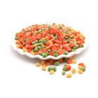 IQF Frozen Mixed Vegetables Green Pea Corn Kernels Carrot Dice