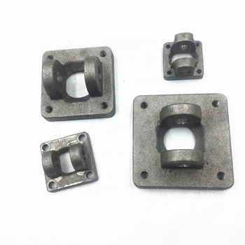 GG25 GG20 Gray Iron HT200  Sand Casting Parts