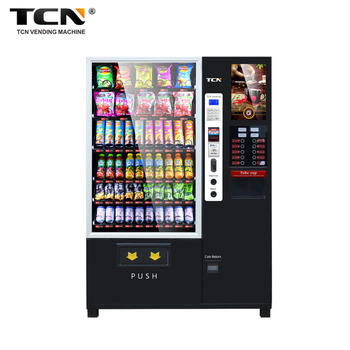 TCN capsule buy japanese vending machine coffee machine vending