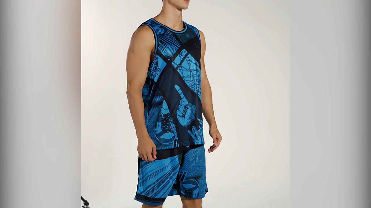 Custom Basketball Team Uniforms Fashion White Color Summer design Basketball Jersey For Men