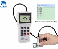 Digital Portable Zinc Coating Thickness Tester with CE Certification