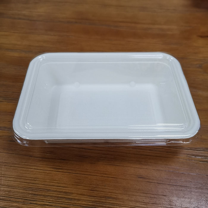 biodegradable disposable microwave take out food container