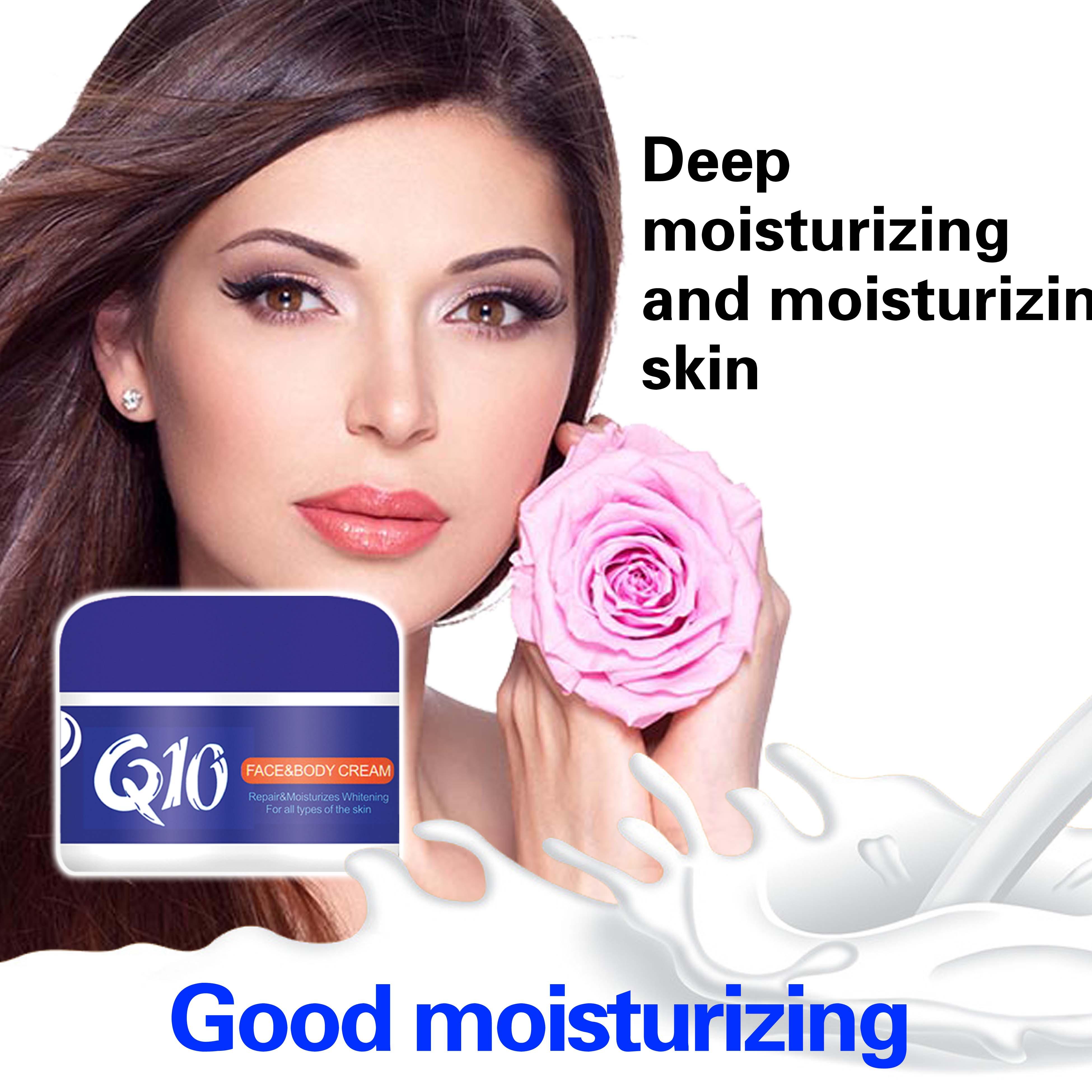 Q10 body cream