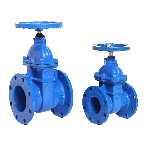 Top sale good price Dcutile Iron GGG50 PN10 gate valve 1.5 inch water gate valve