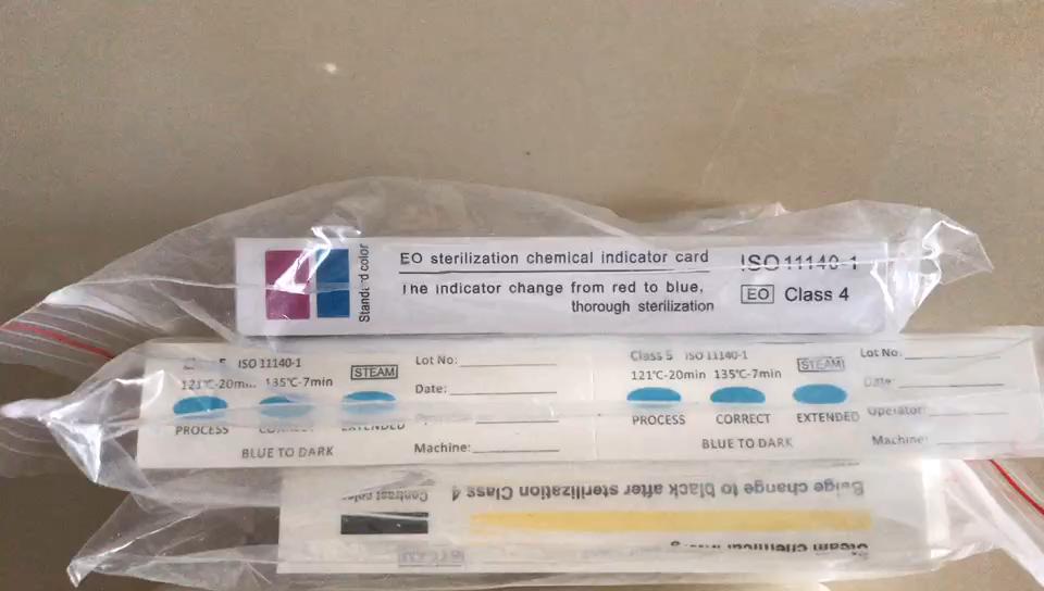 Medical 5 Classผ่าตัดทิ้งความปลอดภัยStrongกาวเคมีตัวบ่งชี้