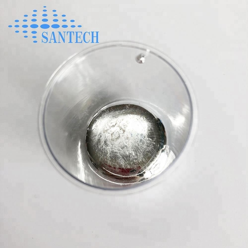Low melting point gallium indium tin alloys