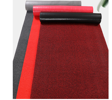 Pvc coil mat roll/stuoia del gioco/<span class=keywords><strong>zerbino</strong></span>/impermeabile moquette esterna