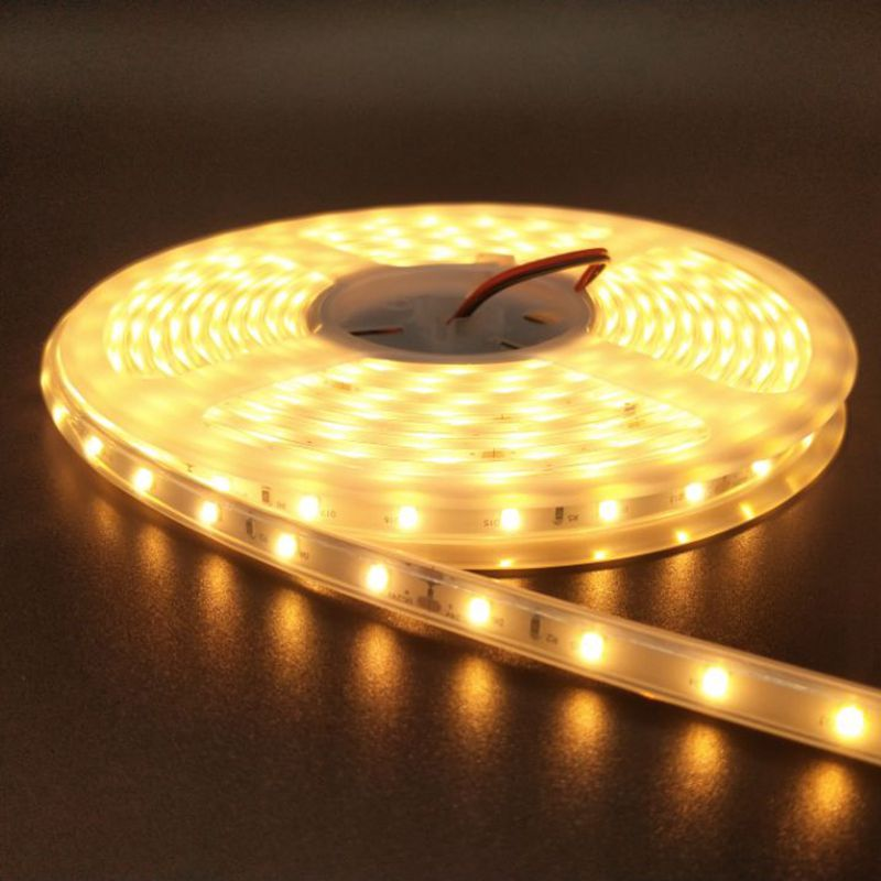 24v Samsung LED silicon extrusion 5730 LED strip light 5630 IP67 led strip