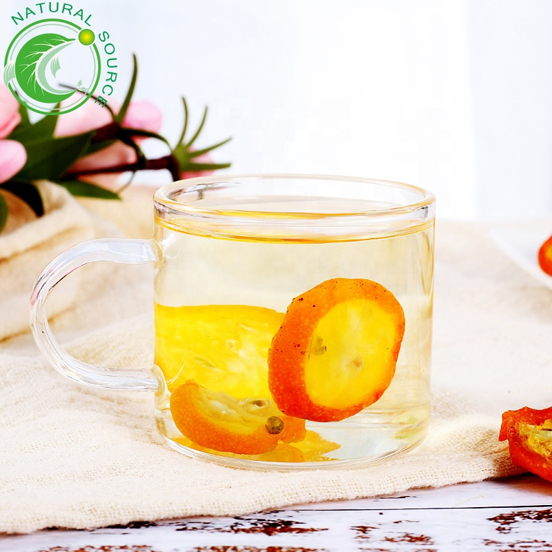 Wholesale High Quality Natural Dried Kumquat Fruit Tea Slimming Tea In Bulk