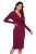 Newly Trendiest Hot Sales V Neck Long Sleeve Winter Sexy Bodycon Dress Women With Sashes