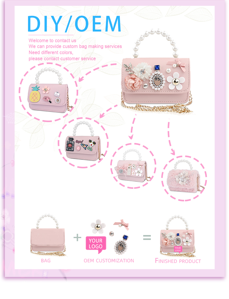 2020 little girl purses handbags luxury brand girls handbag mini crossbody bags
