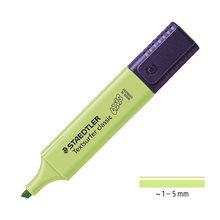 1 шт. STAEDTLER хайлайтер косой маркер ручка дети граффити журнал маркер ручка Ручка канцелярия для учеников принадлежности(Китай)