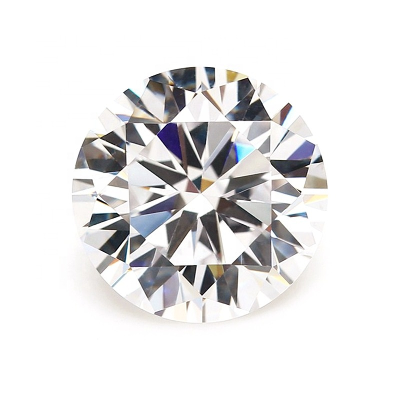 Wholesale Top Quality 3.5mm Size EF Color VVS Moissanite <strong>Diamond</strong>