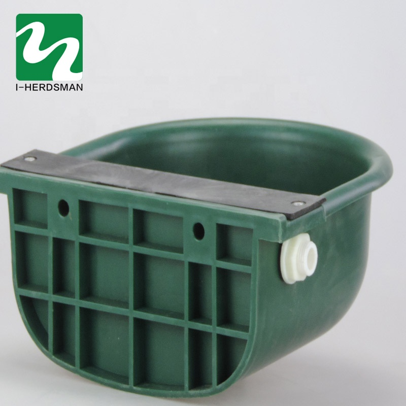 Factory wholesale Plastic drinking bowl for sheep Livestock bowls Cattle/Horse/Sheep