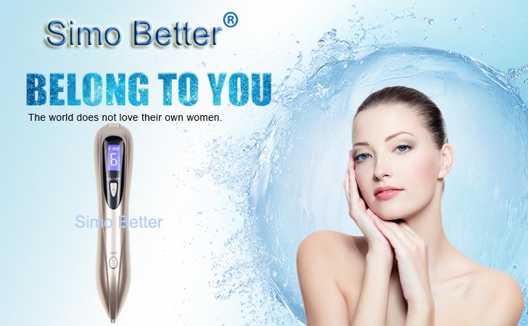 Wholesale electric beauty laser freckle plasma pen mole removal dark tattoo