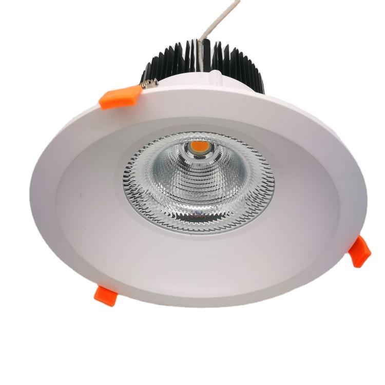 2020 Baru COB Ceiling 7 W 15 W 20 W 30 W 50 W 60 W Tersembunyi LED Spot Light lampu Downlight