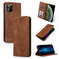 Applicable For Iphone 11pro Max Luxury Leather Wallet Flip Book Style Mobile Phone Case Card Holder