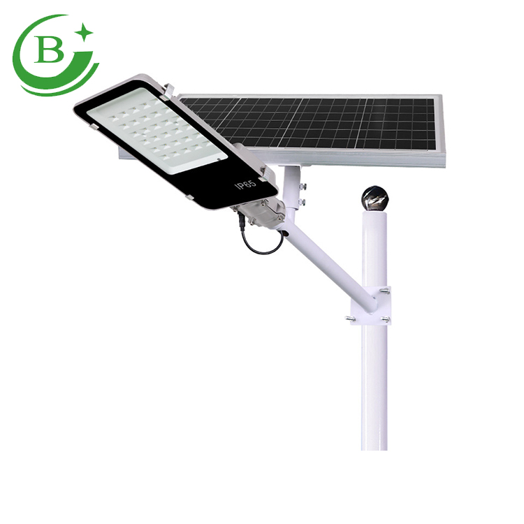 Hot Sale waterproof solar powered street lamp outdoor bright garden SOLAR LED STREET <strong>LIGHT</strong>