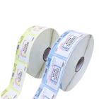 Gum Labels Label Label Design Customized PP Gum Paper Sticker Labels Print Label