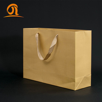Indian Wedding Favor Luxury Paper Bags And Boxes Personal Printed Packaging Paper Gift Bag With Bow