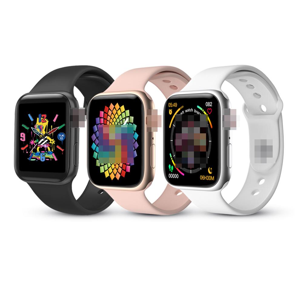 iwo 11 iwo 12 BT Call Smart Watch Series 5 1:1 Smartwatch 40MM 44MM Waterproof For Heart Rate Monitor ECG