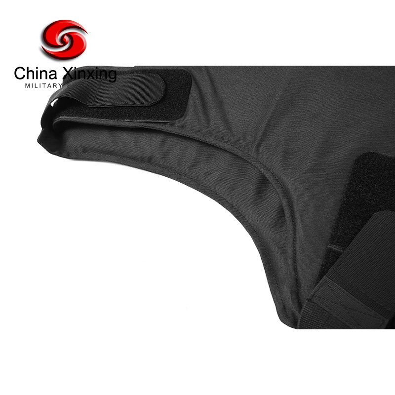 Custom NIJ IIIA Stab Proof concealed bulletproof vest ballistic body armor bullet proof vest