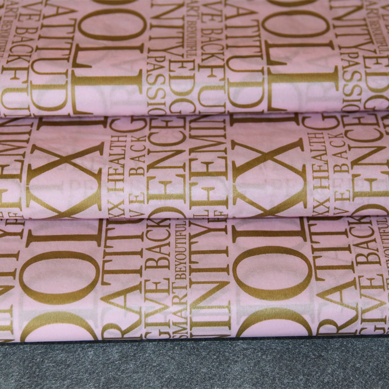 Customize Marble Shoe Tissue Paper custom print on tissue paper with high quality