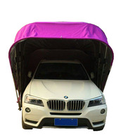 Outdoor Folding Car Cover Garage Portable Car Parking Shed Shelters /Carport Tent