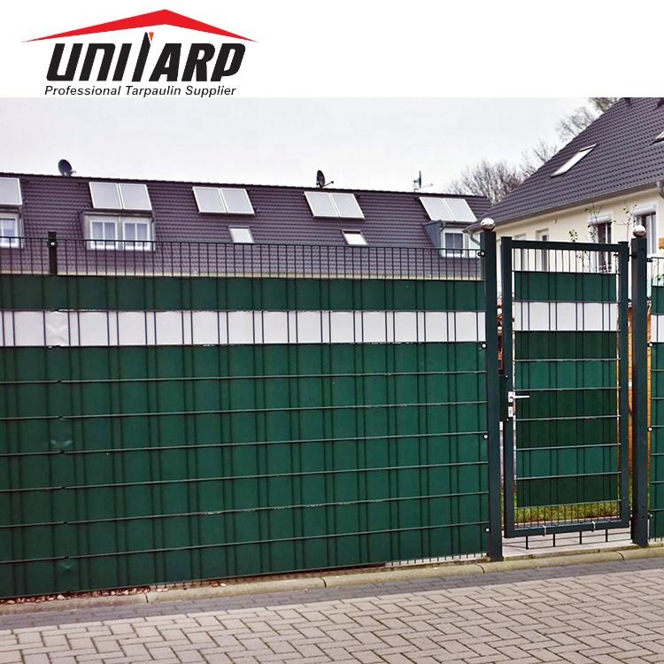 Balkonbespannung Sichtschutz Windschutz Sichtblende Blende LxB 6x 0,9m grau