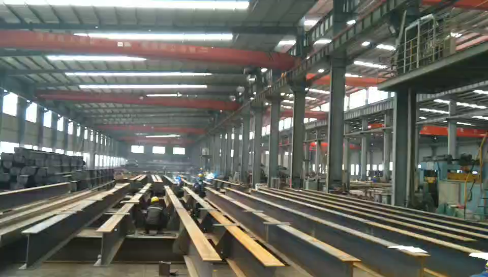 multi storey china light gauge steel frame house prefabricated with steel roof for various application