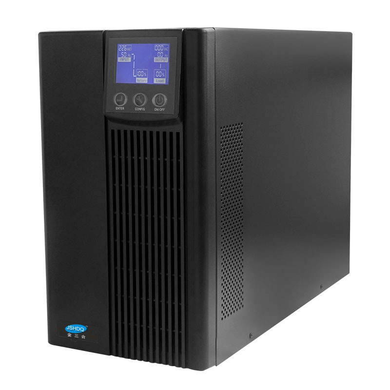 Hochfrequenz Online UPS 2KVA mit LCD display